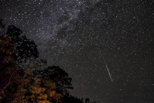 Метеорный поток Ориониды